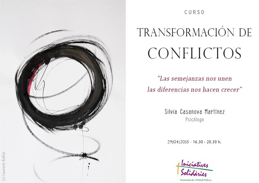 cartel_curso transformacion de conflictos